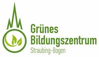 """Logo """"Grünes Bildungszentrum Straubing-Bogen"""""""