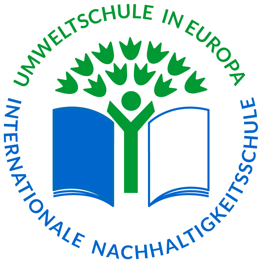 """Logo """"Umweltschule in Europa"""""""