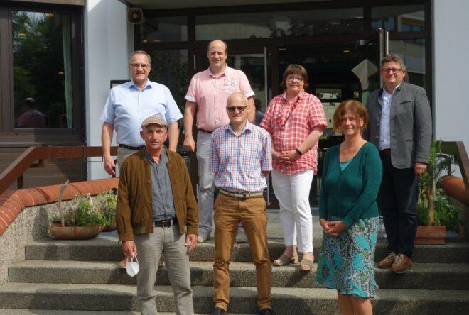 Gruppenfoto mit den externen Qmbs Beratern